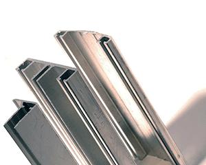 al profily pro polykarbonátové desky