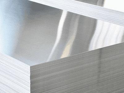 Blachy aluminiowe